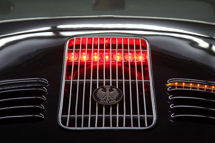 Retro Tech Project For My 356 Led Brake Light